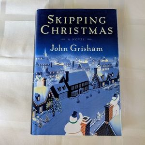 Hardcover Novel - Skipping Christmas-John Grisham